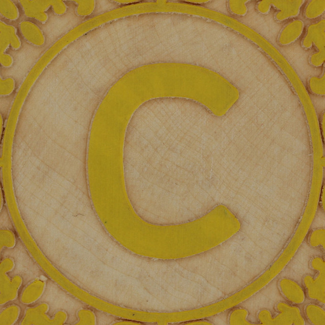 Block letter c flickr photo sharing for C letter block
