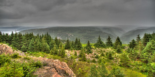Cabot Trail Lookoff | by crowemedia