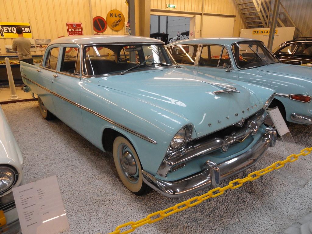 1956 plymouth savoy 4 door sedan 30 october 2010 for 1956 plymouth savoy 4 door