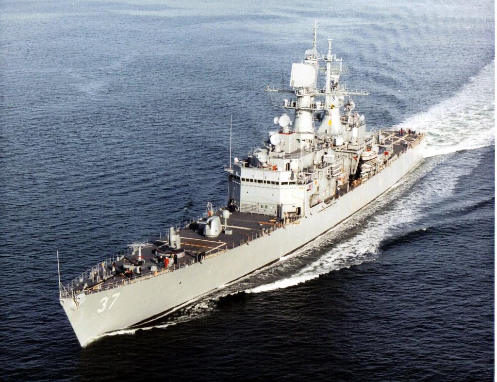 South Carolina >> 07 USS South Carolina CGN-37 | Nick | Flickr