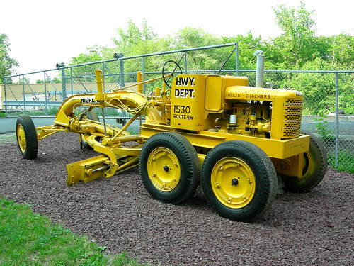 allis chalmers grader pictures to pin on pinterest