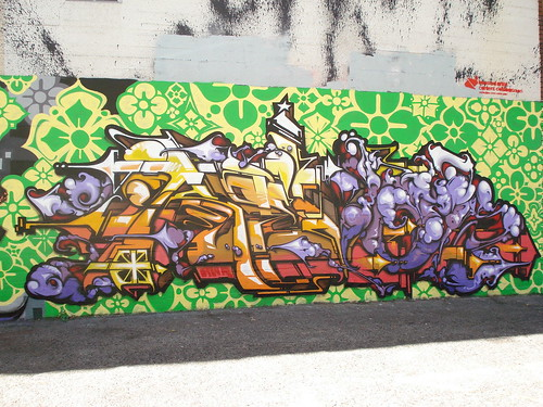 Revok AWR MSK SeventhLetter SF Graffiti Art | by anarchosyn