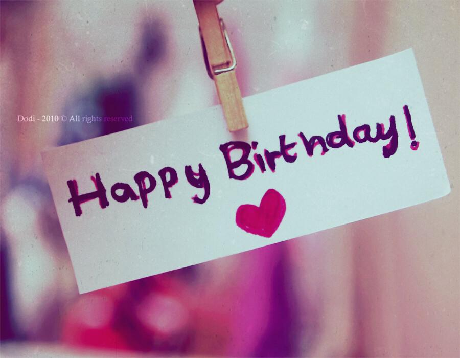 24 10 Happybirthday Amoon عيد ميـلادك حبيبي