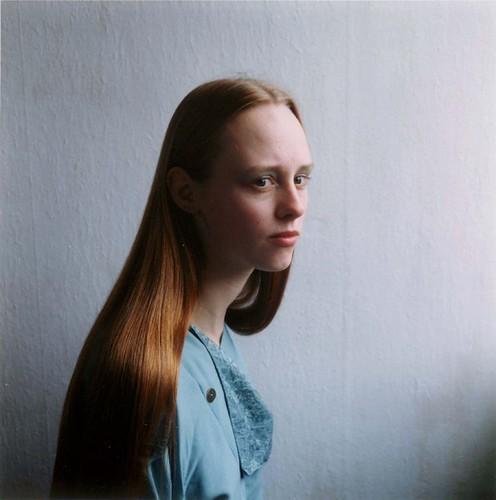 Untitled [#31] (1995) by Hellen van Meene | Flickr - Photo ...