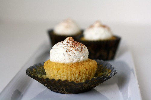 MSC Tres Leches Cupcakes | by Tracey's Culinary Adventures