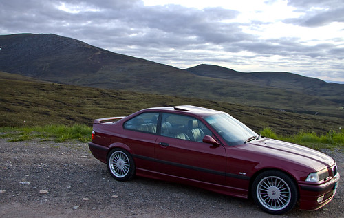 Calypso Red E36 Alpina B3 3 2 Coupe Flickr Photo Sharing