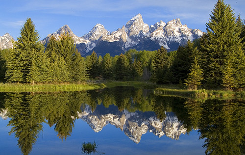 Grand Teton National Park, Wyoming | by CircStock