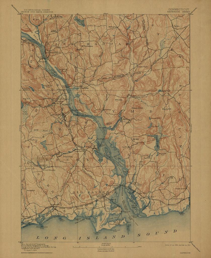 saybrook sheet 1893