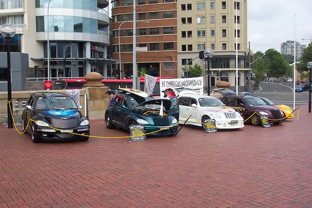 Chrysler owners club sydney