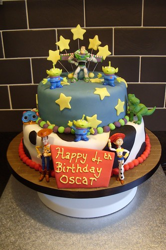 toy story cake story birthday cake flickr photo 8037