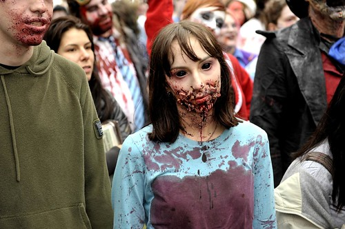 Toronto 2010 Zombie Walk | by james.mannequindisplay