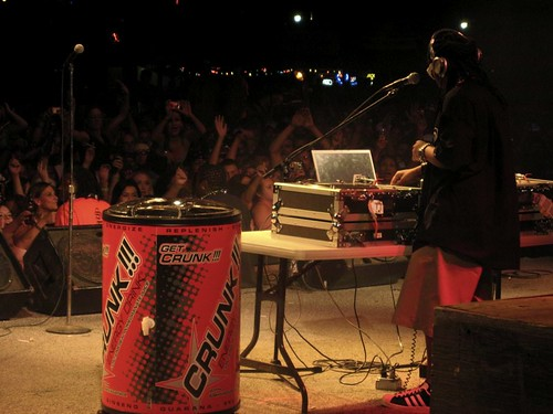 Lil Jon Performing | by CRUNK!!! Energy Drink