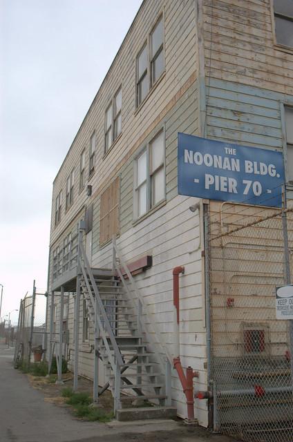 The Noonan Building Pier 70 San Francisco Built In