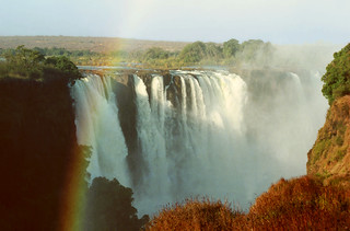 Victoria Falls in Wintertime | by Olivier DELAERE