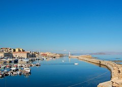 The Venetian Harbor of Chania on the Greek island of Crete | by Peace Correspondent