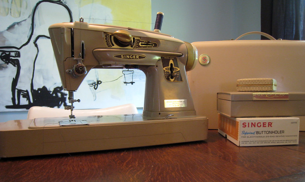 singer sewing machine 500a