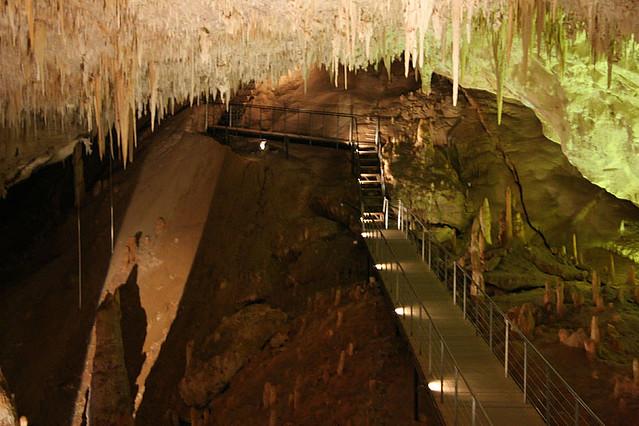 Margaret river jewel cave