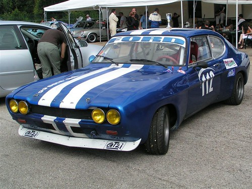 ford capri mk i rs2600 group 2 1971 racing cars. Black Bedroom Furniture Sets. Home Design Ideas