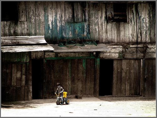 A lonely boy | by Sukanto Debnath