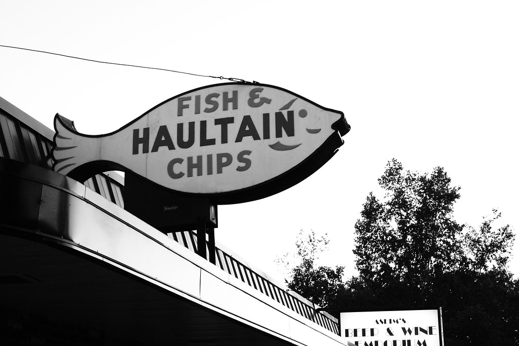 haultain fish and chips i messed with the exposure and. Black Bedroom Furniture Sets. Home Design Ideas