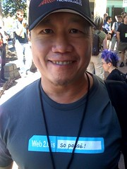 Newton Chan, professor, Foothill College | by scriptingnews