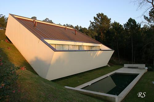 Arqt 186 Eduardo Souto Moura Casa 1 Constru 231 227 O Arrojada