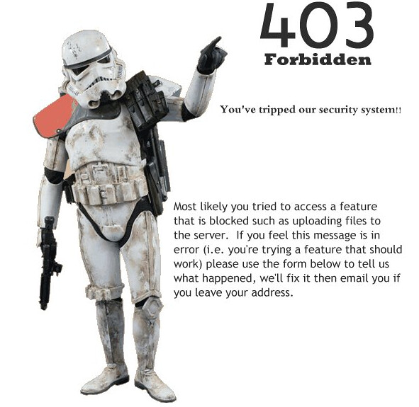403 Forbidden: Php.opensourcecms.com/general/demoerror