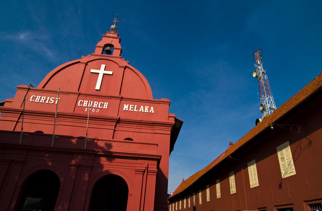 Christ Church Melaka Malacca Malaysia Christ Church