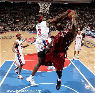 Ben Wallace Block | by HowtoDunk.org