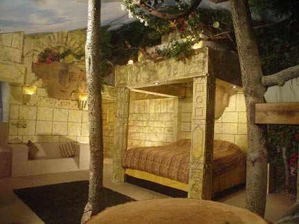 Aztec Jungle Theme Spa Suite If You Are Looking For