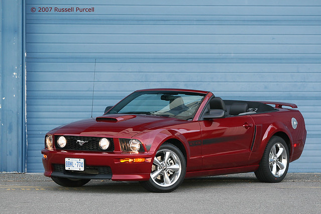 2007 Ford Mustang Gt California Special 2007 Ford Mustang Flickr