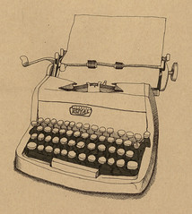 Royal Typewriter | by N. Lee the Adequate