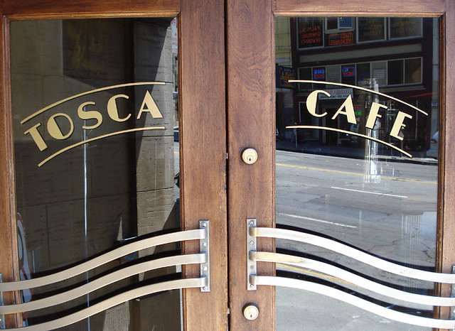 Tosca Cafe San Francisco Wiki