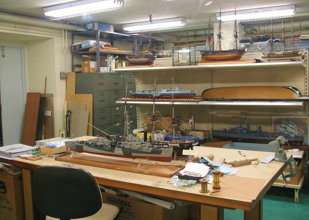Model Ship Building For Beginners