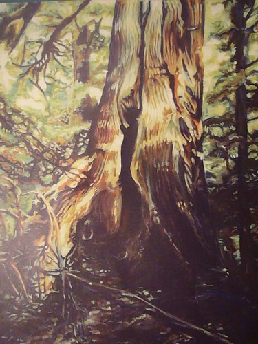Forest Painting | by Heath & the B.L.T. boys