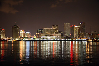 New Orleans Skyline Night | by rocco11510