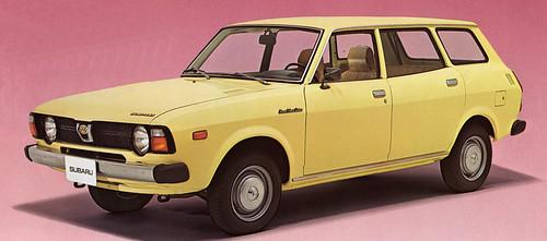 1978 Subaru 1600 station wagon | Flickr - Photo Sharing!
