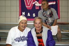 Laura Walker and Butch Henley