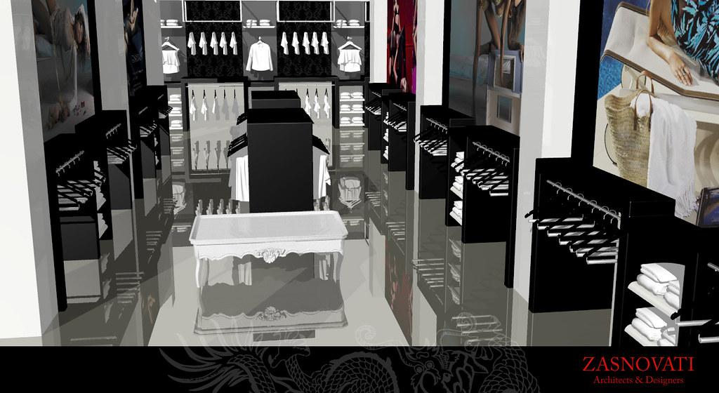 Propuesta tienda de ropa de mujer dise o design for Diseno de ropa