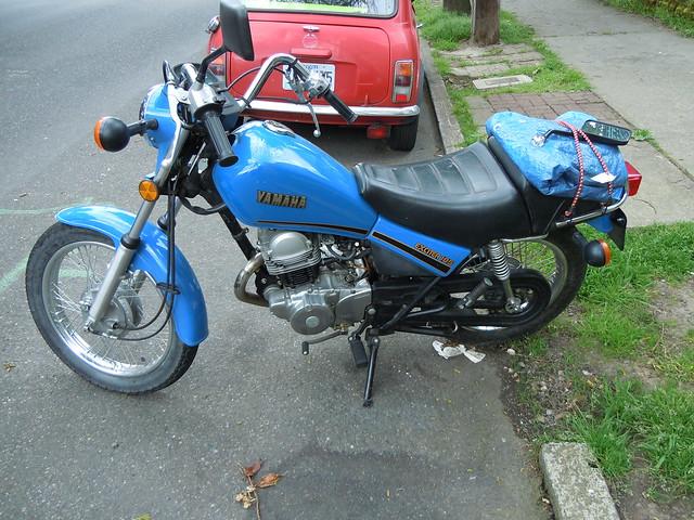 Yamaha Exciter Parts