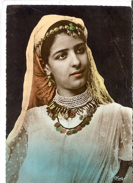 young jewish woman