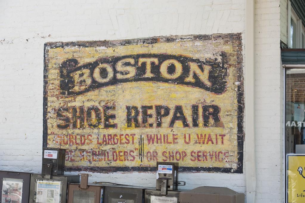 Shoe Repair Boston Financial District