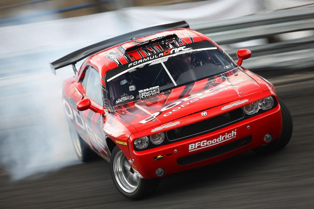 New Dodge Challenger >> Samuel Hübinette Drifting his Dodge Challenger | Samuel Hübi… | Flickr
