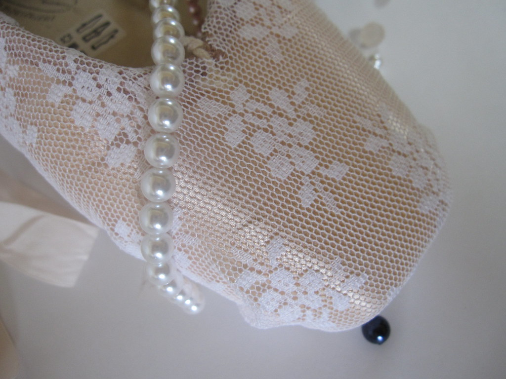 Decorated Pointe Shoes Uk