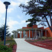 Entrance to CSUMB's Alumni & Visitors Center