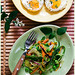 Crunchy Garden Vegetables