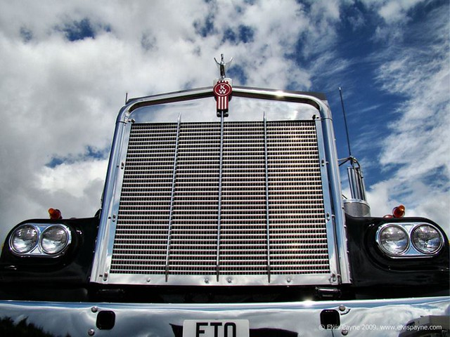 Kenworth Truck | I spotted this Kenworth truck at Dosthill B