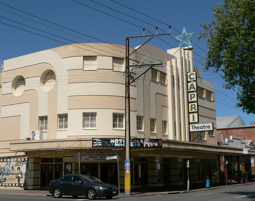 Capri Theatre, Adelaide | by dct66