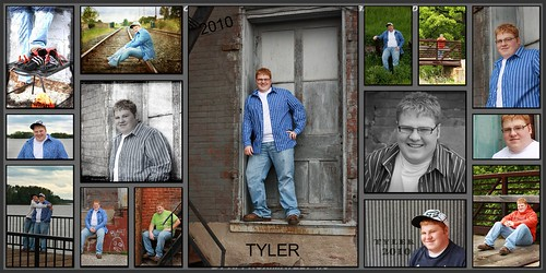 senior collage | by peg's PIX