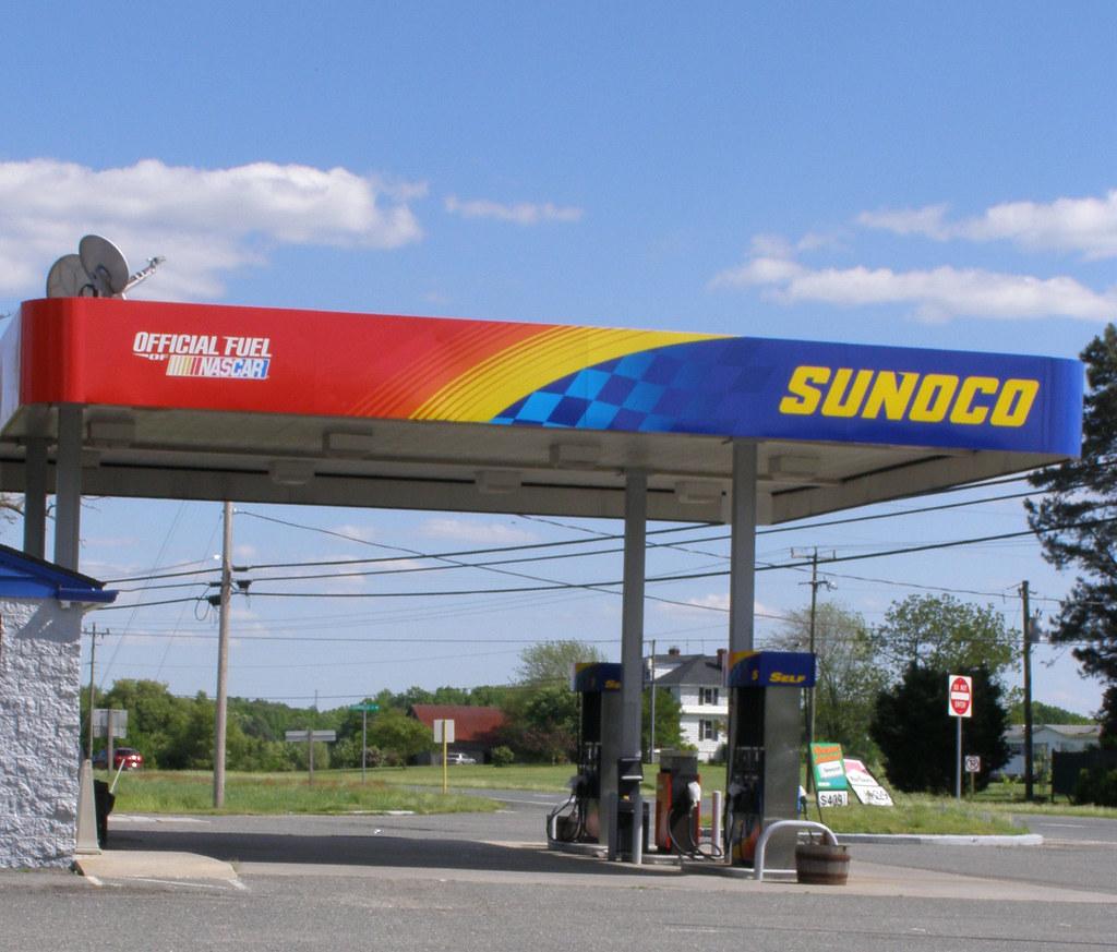 Sunoco Gas Station Ormond Beach Fl